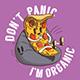 Slice of Pizza Illustration - GraphicRiver Item for Sale
