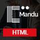 Catmandu | Multi-Purpose Corporate Template - ThemeForest Item for Sale