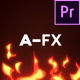 AFX Pack 1: Flames | Premiere Pro Version - VideoHive Item for Sale