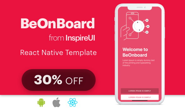 Make A Carousel App With Mobile App Templates from CodeCanyon