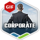 Corporate GIF Banners - GraphicRiver Item for Sale