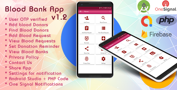 Make A Bank App App With Mobile App Templates from CodeCanyon
