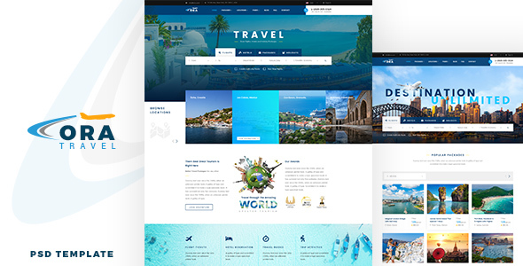 Review: Ora | Travel and Hotel Booking PSD free download Review: Ora | Travel and Hotel Booking PSD nulled Review: Ora | Travel and Hotel Booking PSD