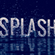 Animated Letters - Water Splash Package - VideoHive Item for Sale