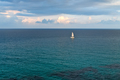 Sailboat on the sea - PhotoDune Item for Sale