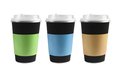 Three Black Paper Cups - PhotoDune Item for Sale