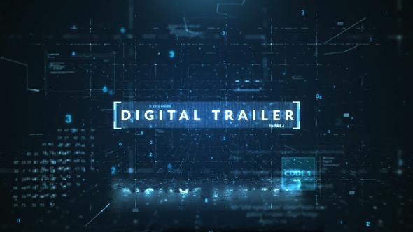 Digital Trailer