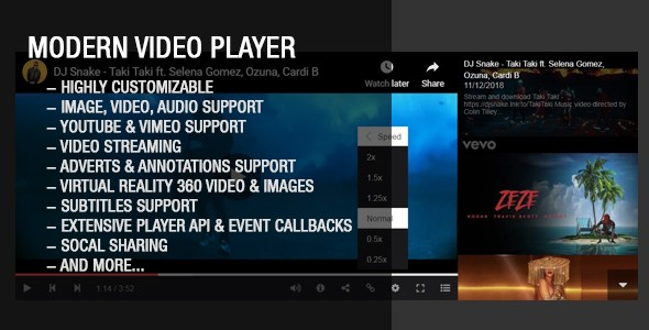 YouTube Plugins, Code & Scripts from CodeCanyon