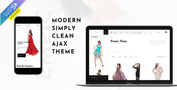 Review: Empic - Ajax Powered Multi-Concept WooCommerce Theme free download Review: Empic - Ajax Powered Multi-Concept WooCommerce Theme nulled Review: Empic - Ajax Powered Multi-Concept WooCommerce Theme