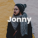 Jonny - One Page HTML Template - ThemeForest Item for Sale