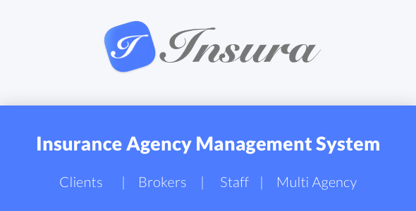 Insura | Insurance Agency Management System Download