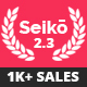 Seiko - Shopify Theme - ThemeForest Item for Sale