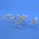 Guns Mesh Pack - 3DOcean Item for Sale