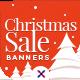 Christmas Sale Banner Set - GraphicRiver Item for Sale
