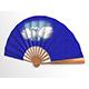 Hand Fan - 3DOcean Item for Sale