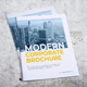 Modern Corporate Brochure - GraphicRiver Item for Sale