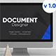 Document Designer - VideoHive Item for Sale