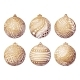 Set of Gold Christmas Ball - GraphicRiver Item for Sale