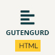 Gutengurd - Travel and Entertainment Blog HTML Template - ThemeForest Item for Sale
