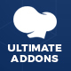 Ultimate Addons for WPBakery Page Builder (formerly Visual Composer) - CodeCanyon Item for Sale