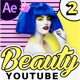 Beauty Youtube Design Pack - VideoHive Item for Sale