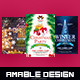 3 in 1 Christmas Flyer/Poster Bundle - GraphicRiver Item for Sale