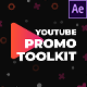 Modern Youtube Promo Toolkit - VideoHive Item for Sale