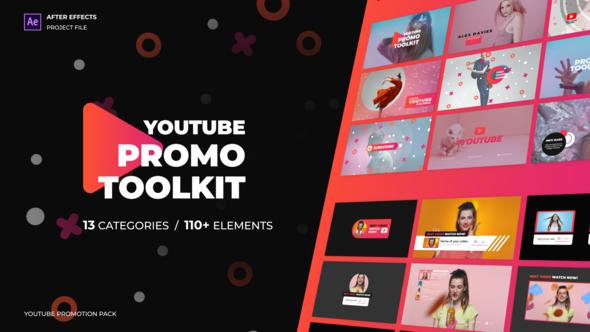 Modern Youtube Promo Toolkit