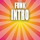 Upbeat Funky Intro Logo