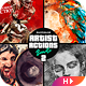 Artist Bundle 2 - Four Photoshop Actions - GraphicRiver Item for Sale