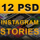 Christmas Instagram Stories - GraphicRiver Item for Sale