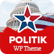 Politik - Political WordPress Theme - ThemeForest Item for Sale
