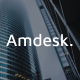 Amdesk - HelpDesk and Knowledge Base HTML template - ThemeForest Item for Sale