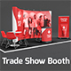 01 Trade Show Booth Mock-up 5x3 - GraphicRiver Item for Sale