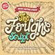 The Foughe Script - GraphicRiver Item for Sale