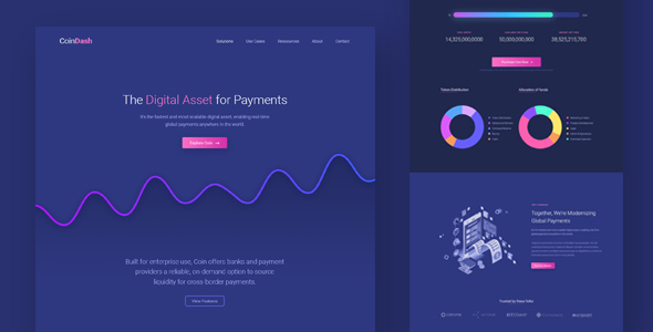 Token Templates from ThemeForest