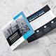 Square Business Company Proposal Tri-Fold - GraphicRiver Item for Sale