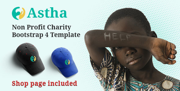 Astha - Charity HTML5 Template