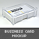 Photorealistic Business Card Mock-ups with Card Case - GraphicRiver Item for Sale