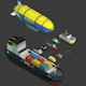 Vehicles - ISOLAND - 3DOcean Item for Sale
