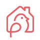 Robin House Logo - GraphicRiver Item for Sale