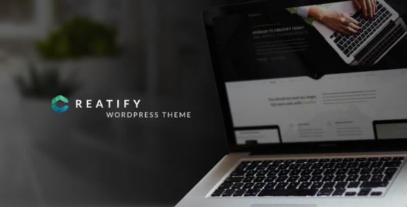 Creatify – Multipurpose Business Theme