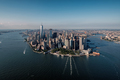 Manhattan from the sky  - PhotoDune Item for Sale