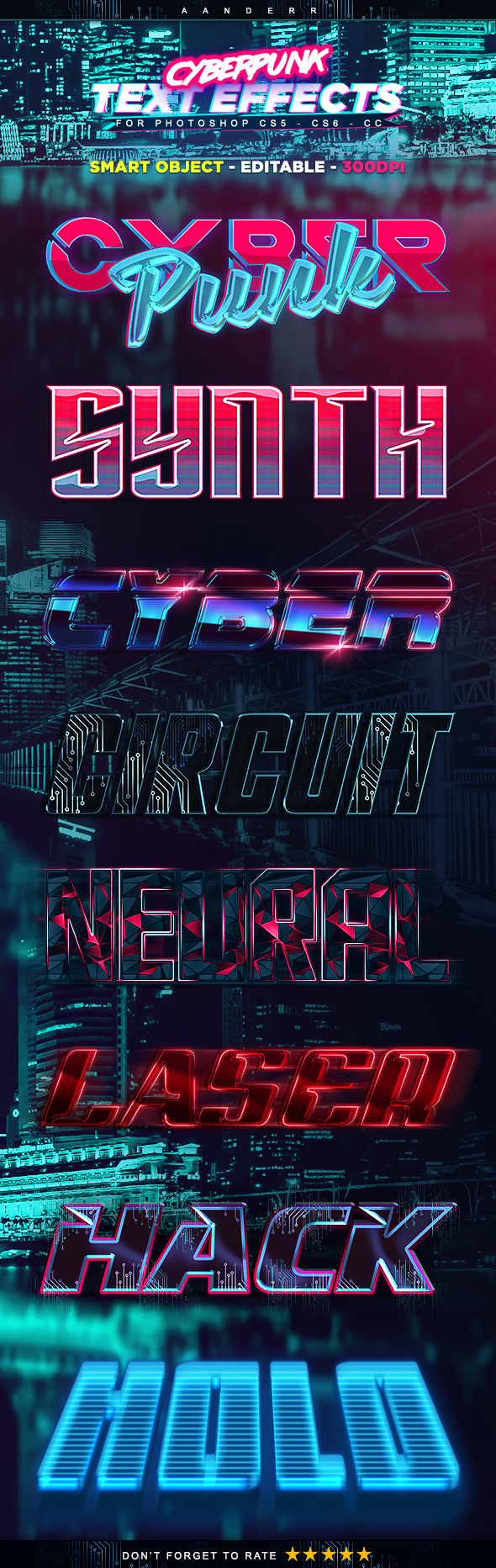 Cyberpunk Graphics, Designs & Templates from GraphicRiver