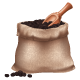 Sack of Coffee Beans - GraphicRiver Item for Sale