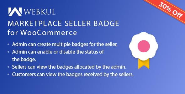 Marketplace Multi Merchant Badge Plugin for WooCommerce