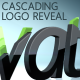 Cascading Logo Reveal - VideoHive Item for Sale