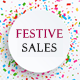 Festive Sales - Responsive Email Template with Online StampReady & Mailchimp Editors - ThemeForest Item for Sale