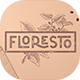The Floresto Textured Typeface - GraphicRiver Item for Sale