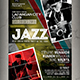 Jazz Music Flyer / Poster - GraphicRiver Item for Sale
